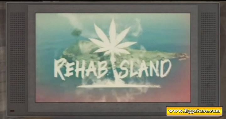 Rehab Island GTA V Easter Egg - TV Commercial