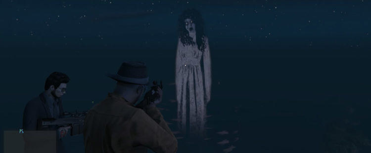 The Ghost of Mt. Gordo