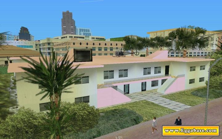 Apartment 3C   Grand Theft Auto: Vice City Easter Eggs ...
