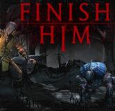 Finish Him Prompt (Mortal Kombat X)