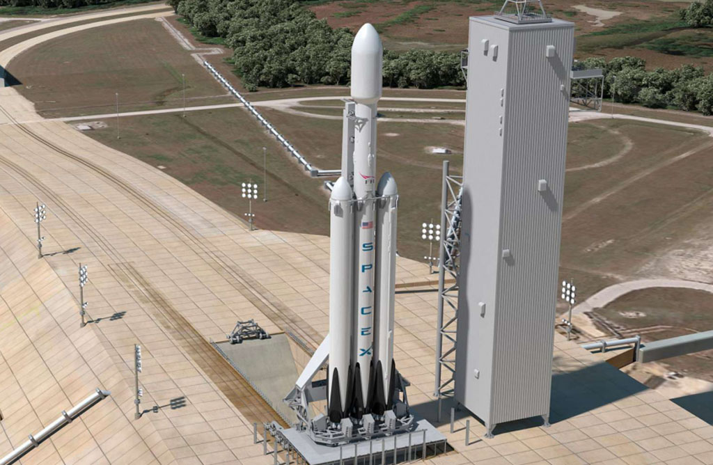 spacex model rocket - photo #10