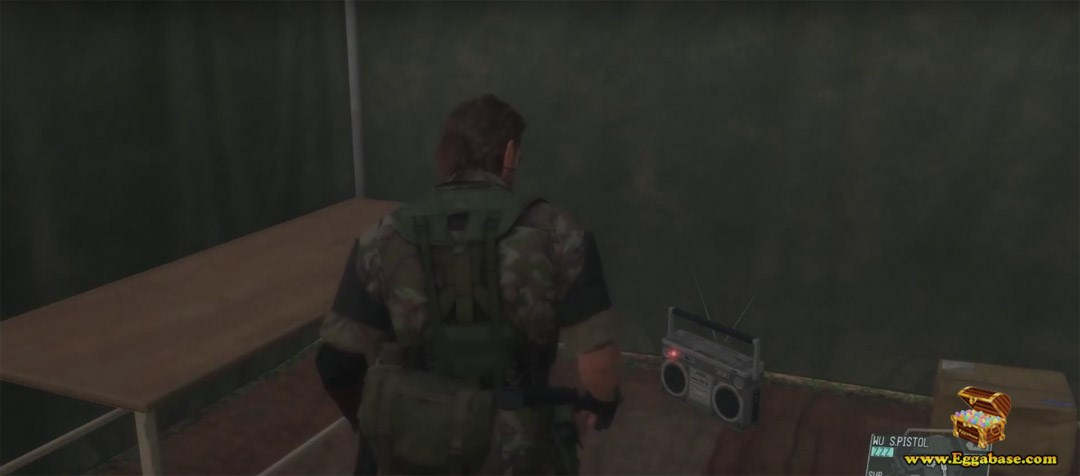 PT Radio News Broadcasts - Metal Gear Solid V The Phantom Pain Easter Eggs