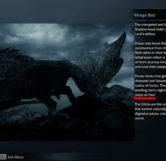 Morgul Bats Batman Reference