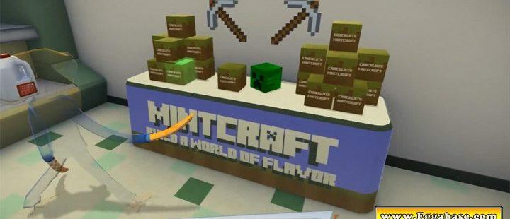 Minecraft Display