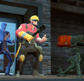 Team Fortress 2 Sentry (Team Fortress 2)