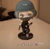 IQ Figurine (Front)