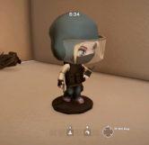 IQ Figurine (Right)