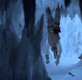 Luke Skywalker Upside Down (Real Movie)