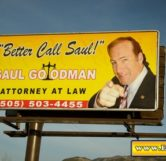 Better Call Saul Billboard (Breaking Bad)