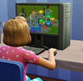 Playing The Sims 1