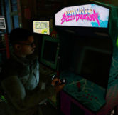 Far Cry Blood Dragon Arcade Cabinet (Side)