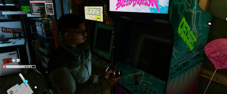 Far Cry 3: Blood Dragon Arcade