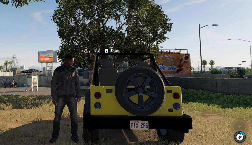Easter Egg Cars In Watch Dogs