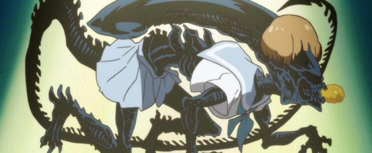 Mako As A Xenomorph