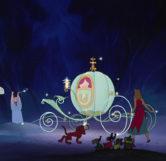 Cinderella's Pumpkin Coach (Disney's Cinderella)
