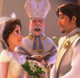 Rapunzel and Flynn Marriage (Tangled)