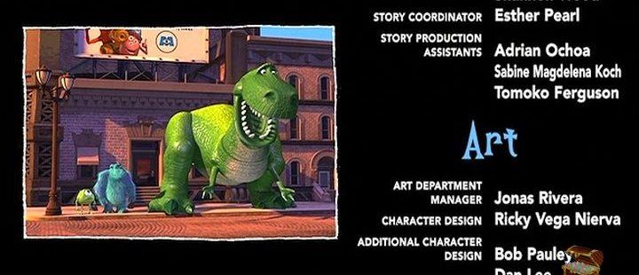 Rex at the Crosswalk (Credits)