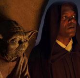 Yoda and Mace Windu (Star Wars)