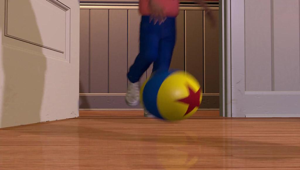Luxo Ball Toy Story Easter Eggs Eggabase