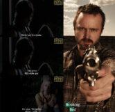 Jesse Pinkman Reference (S04E012 – Still)
