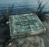 Wake Island Monument