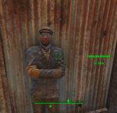 Deacon As A Caravan Worker (Bunker Hill)
