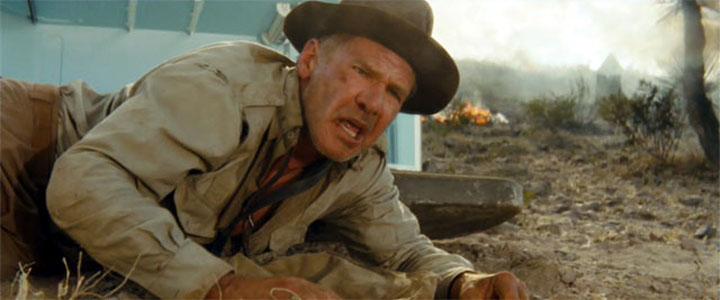 Indiana Jones Refrigerator