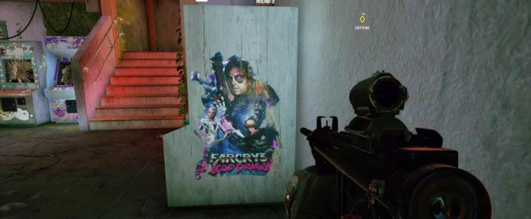 Far Cry 3: Blood Dragon Arcade