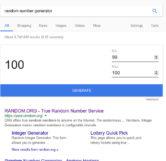 Generating 100 Regularly